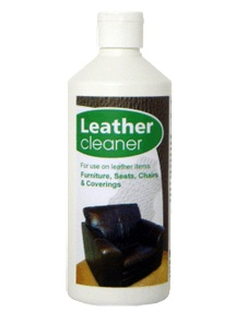 DETERGENT SUPRAFETE DIN PIELE Leather Cleaner 500 ml